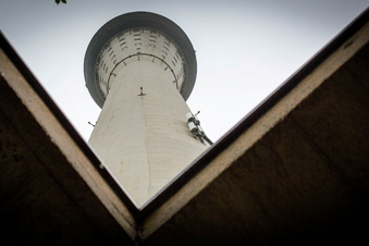 Wann Dresdens Fernsehturm eröffnen soll