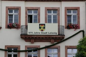 Wie Leisnig Altstadtfest und Stadtjubiläum feiert