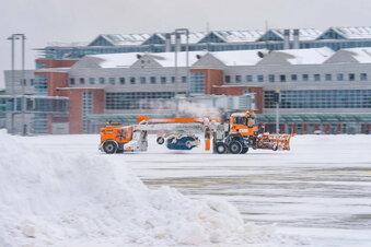 Bund hilft Flughäfen Dresden und Leipzig
