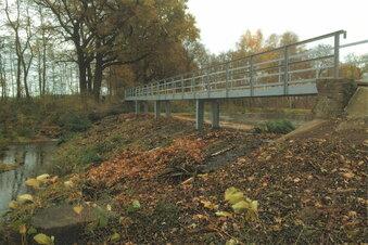 Neue Fußwegbrücke erst in einigen Jahren