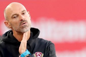 Wie geht Dynamos Trainer jetzt mit dem Rückschlag um?