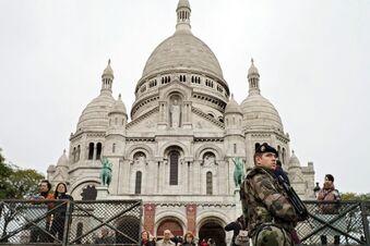 Frankreich im Sicherheitswahn
