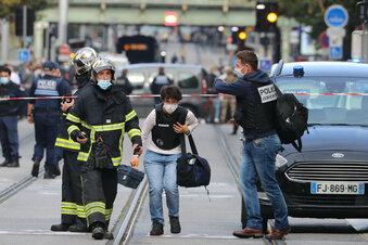 Nizza: Drei Tote bei Messerattacke