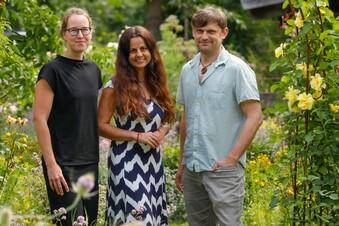 Zittau: Trio leitet jetzt die Hillersche Villa