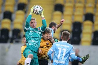Dynamos harter Kampf mit Hartmann