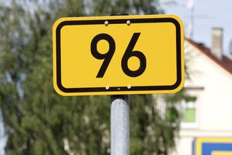 B 96: Autokorso gegen Reichskriegsflaggen