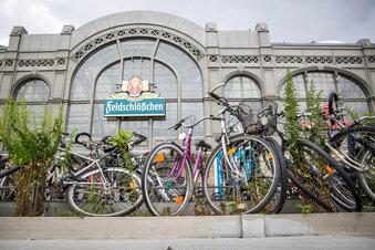 Wo Dresden Fahrradparkhäuser plant
