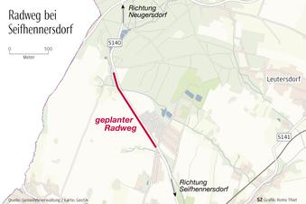 Ein Radweg nach Seifhennersdorf?
