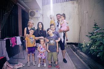 So lebt die abgeschobene Familie in Georgien