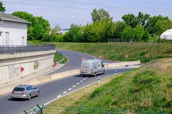 Weiterbau an Elbtalstraße nicht vor 2021