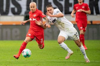 RB gewinnt Spitzenduell mit Augsburg