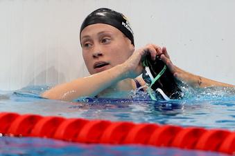 Olympia: Schwimmerin Köhler verpasst Medaille klar