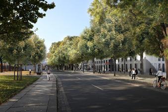 Dresden: Promenadenring soll wachsen