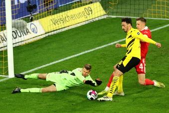 BVB wahrt Champions-League-Chance