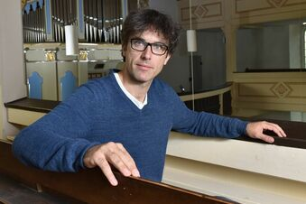 Neuer Chef an der Orgel