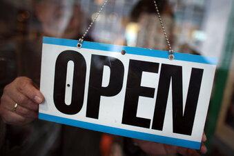 Geschäfte bis 800 qm dürfen wieder öffnen