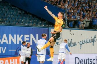 Dynamo gewinnt das heiße Ost-Duell gegen Hansa