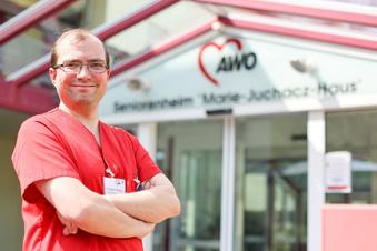 Chemnitzer bekommt Pflege-Auszeichnung