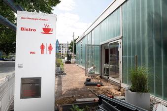 Toiletten-Not in der Dresdner Altstadt