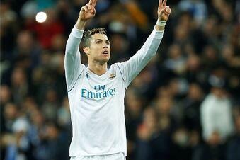 Ronaldo schießt Real zum Sieg