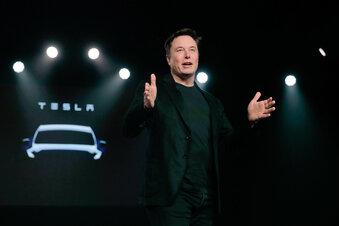 Tesla-Chef Musk klagt gegen US-Regierung