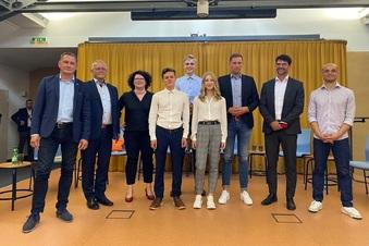 Löbaus Schüler diskutieren mit Bundestagskandidaten