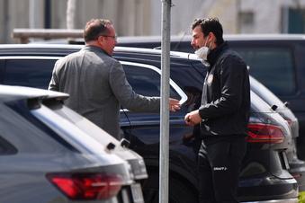 Wer wird der neue Trainer bei Dynamo?