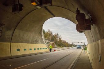 Freistaat sagt Tunnel-Sanierung kurzfristig ab