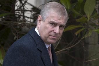 Epstein-Missbrauchsskandal: Prinz Andrew wehrt sich