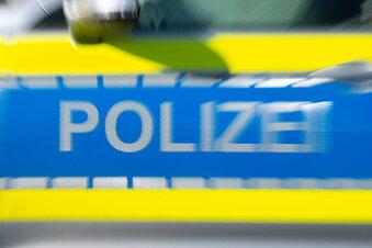 Polizei auf Prohliser Allee präsent
