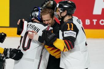 Eishockey: Keine Medaille für Deutschland