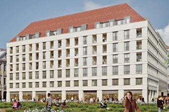 Neue Pläne für die Dresdner Ringstraße
