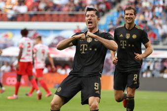 Pfiffe und Punkte: Die Bayern glänzen in Leipzig