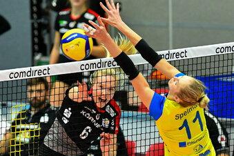 Der Ostklassiker im Volleyball fällt aus