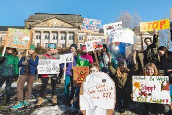 So läuft heute der Schülerstreik in Sachsen