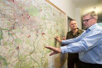 Kann die Bundeswehr die Schweinepest bekämpfen?