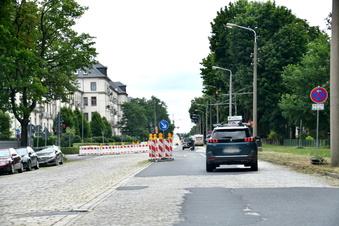 Wann werden Dresdens Holperpisten saniert?