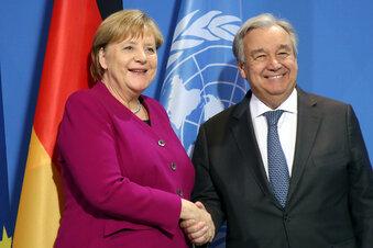 Merkel lädt zu Libyen-Treffen in Berlin ein
