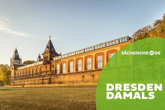 Die Saloppe: Dresdens viertes Elbschloss