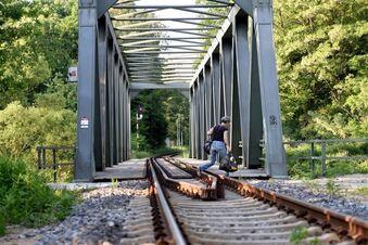 Immer wieder die Neißebrücke