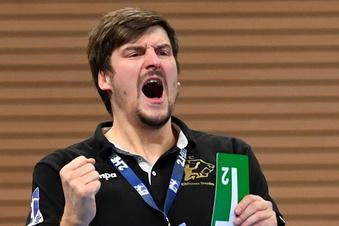 So ist der Stand bei Dresdens Handballern