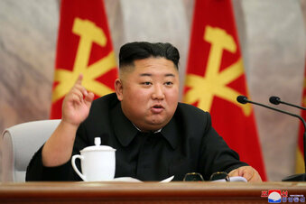 Nordkorea plant Militärübungen an Grenze
