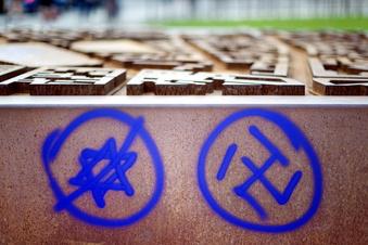 Deutlich mehr antisemitische Straftaten im Osten