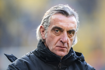 Das sagt Dynamos Sportchef Minge rückblickend zu Pascal Testroets Abgang