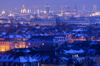 Dresdens Luft ist deutlich sauberer geworden