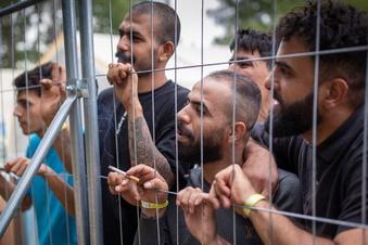 Bundespolizei greift erneut irakische Flüchtlinge auf