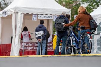 Corona: Ansteckungsrate in Sachsen weiter gesunken