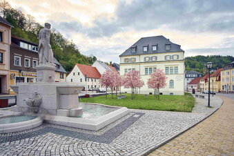 Studenten machen Pläne für Glashütte-Neustadt