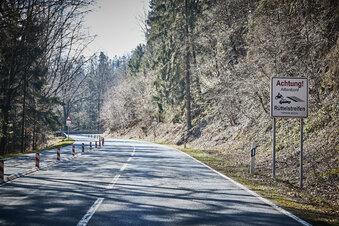 Serpentinen wieder für Biker gesperrt
