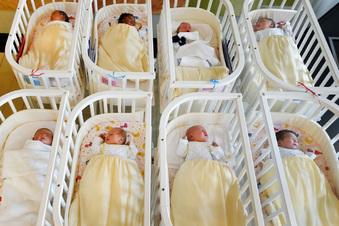 Die beliebtesten Babynamen in Sachsen